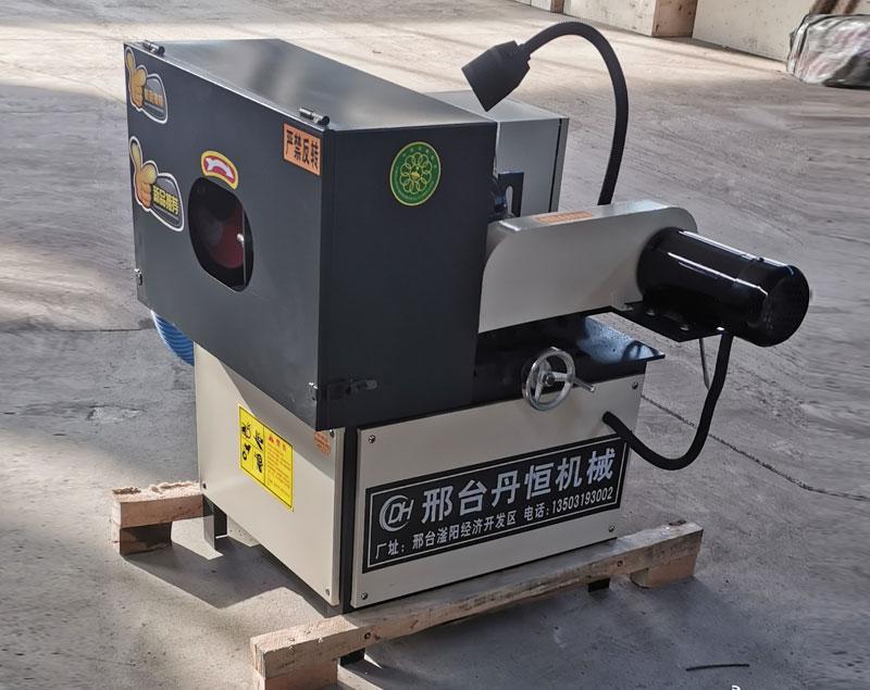 单工位钢管抛光机